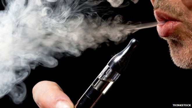Electronic cigarette in Queensland