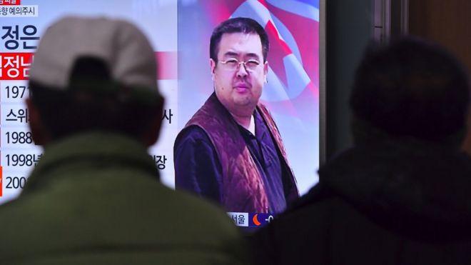 کیم جونگ-نام به دولت کره شمالی انتقاد کرده بود