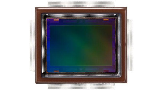 Canon's 250 Mega-pixel CMOS Sensor.