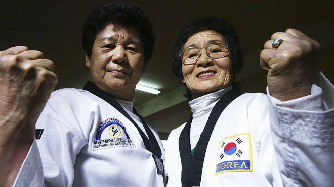 Cənubi Koreya sakinləri