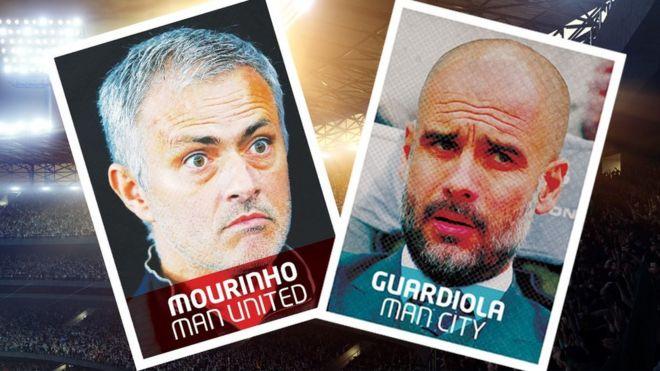 Mourinho v Guardiola