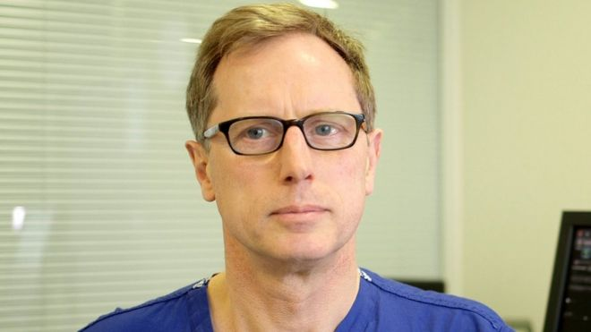 Prof Steven Gill