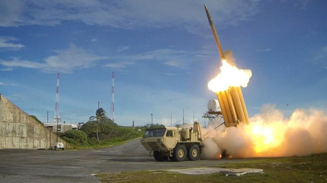US and South Korea agree THAAD missile defence deployment