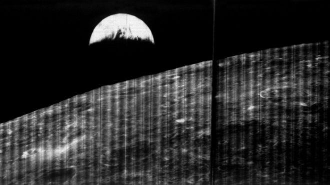 La foto que cambi� para siempre la manera en que vemos la Tierra