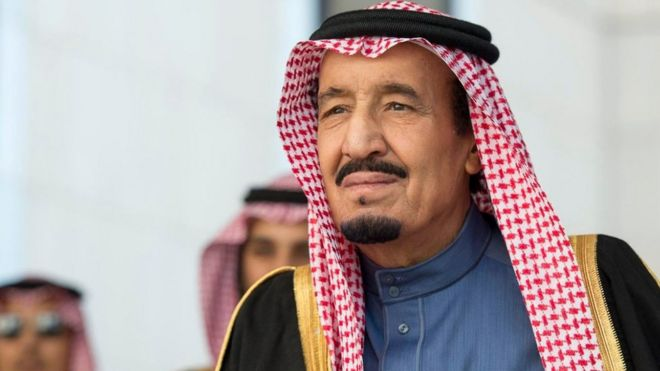 Image result for king salman of saudi arabia