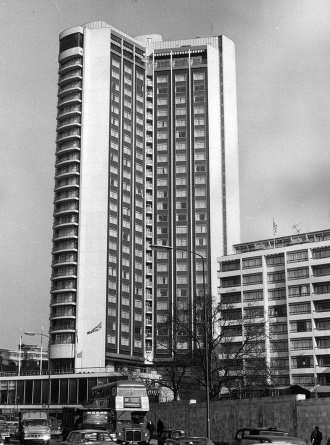 Hilton, Park Lane