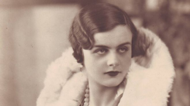 Clare Hollingworth em1932