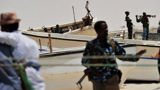 Uharamia kutoka pwani ya Somalia umepungua kwa kiwango kikubwa katika miaka ya hivi karibuni