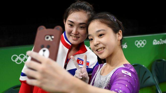 Lee Eun-ju y Hong Un-jong