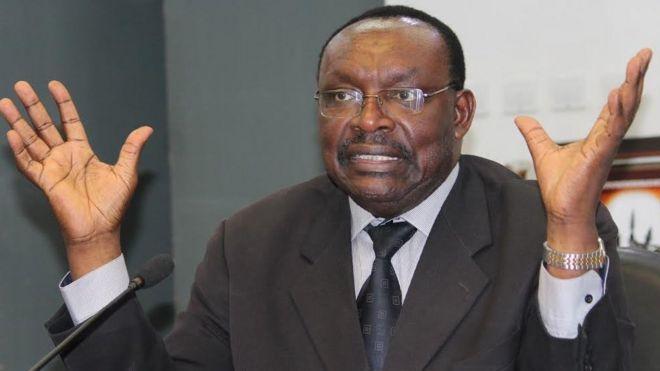 Minisitiri w'ubucuruzi w'u Rwanda Francois Kanimba