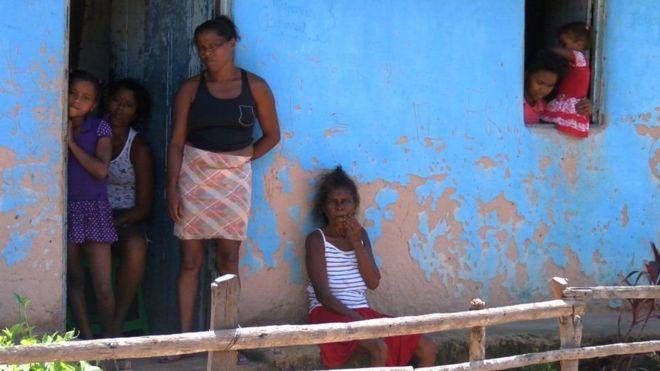 Benficiárias do Bolsa Família no município de Itamatatiua