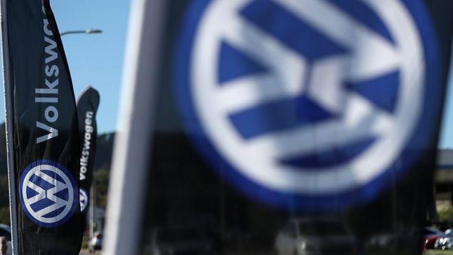 """Volkswagen выплатит еще $1 млрд в рамках """"эмиссионого скандала"""""""