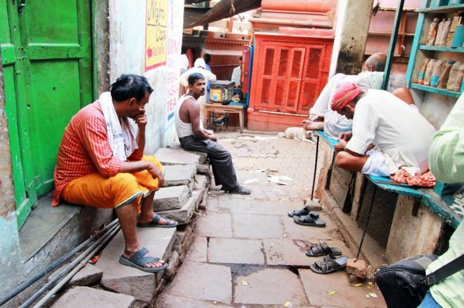 Bylanes of Varanasi