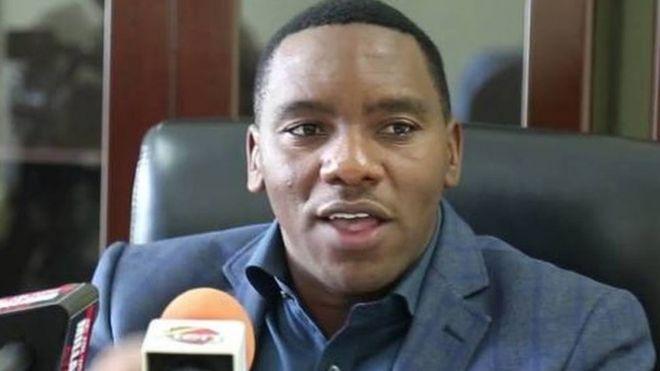 Paul Makonda kamishna wa eneo la Dar es Salaam
