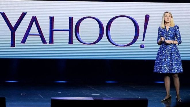Mtendaji mkuu wa Yahoo Marissa Mayer anajaribu kuuza baadhi ya hisa kwa kampuni ya Verizon