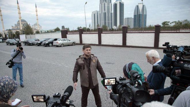 Кадыров раскритиковал минфин РФ за урезание бюджета Чечни
