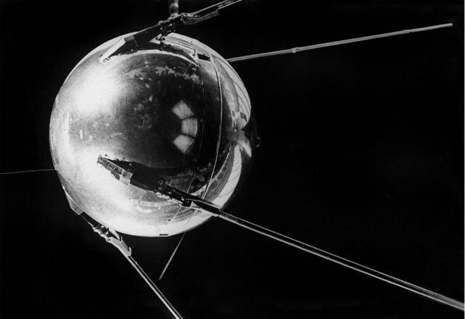 Schoolkinderen ontdekten geheime Russische satelliet