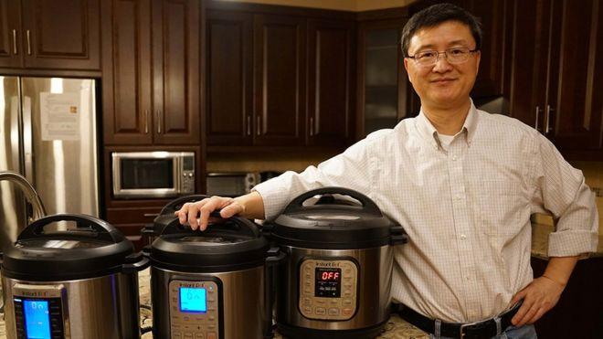 快煲电压力锅——那个风靡美加的网店名物
