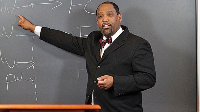 Ronald Sullivan, professor de direito na Universidade de Harvard