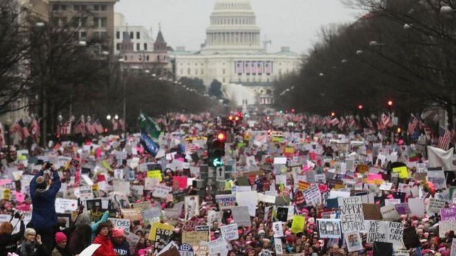 美国企业为什麽鼓励员工抗议示威?