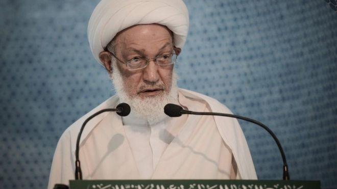 Sheikh Isa Qassim