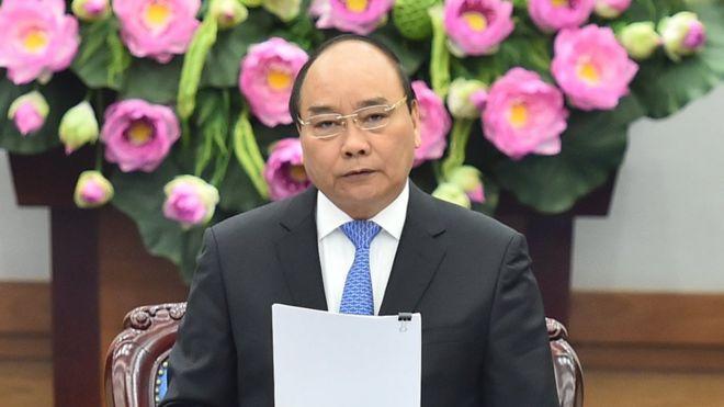 Thủ tướng Nguyễn Xuân Phúc tại Phiên họp trực tuyến 29/12