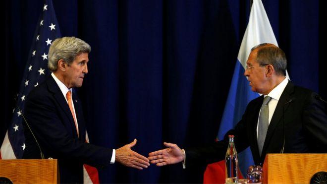 Договор сСША поСирии сделает РФ сверхдержавой