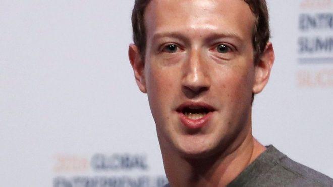 Mark Zuckerberg akana facebook ilimsaidia Donald Trump kushinda uchaguzi