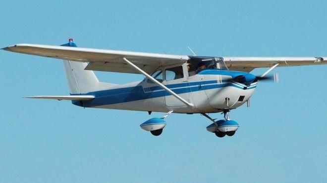 Sức hấp dẫn kỳ lạ của phi cơ bốn ghế Cessna