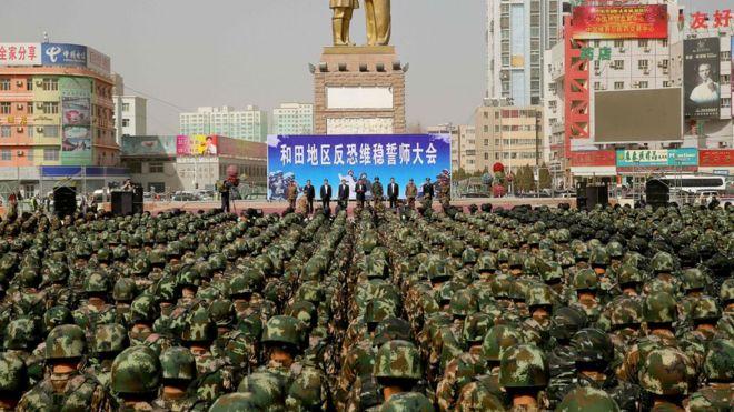 伊斯兰国威胁血洗中国 威胁究竟有多大