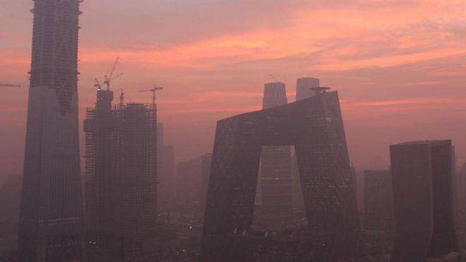 WHO nói ô nhiễm không khí là rủi ro môi trường lớn nhất của thế giới đối với sức khỏe con người