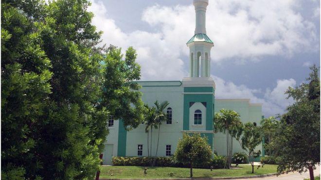 The Islamic Center of Boca Raton in Florida.