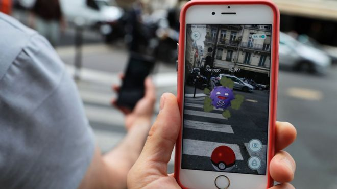 POKEMON GO BANNED BY IRANIAN AUTHORITIES OVER SECURITY