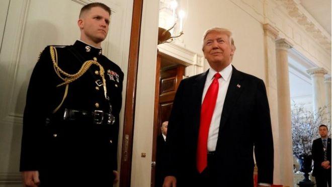 Трамп намерен увеличить бюджет на оборонные расходы на $54 млрд