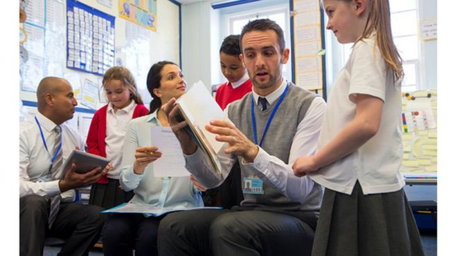How does the school system work in the UK?