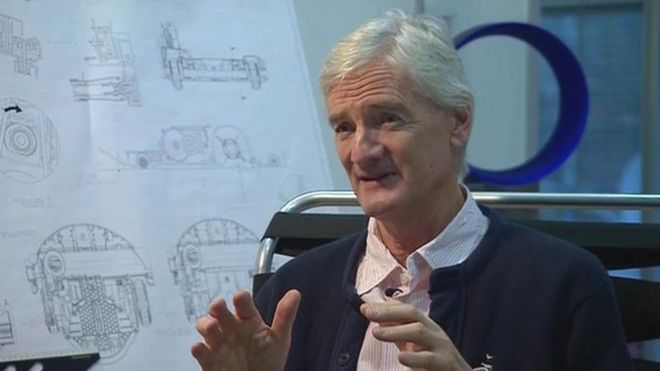 Image result for sir james dyson brexit