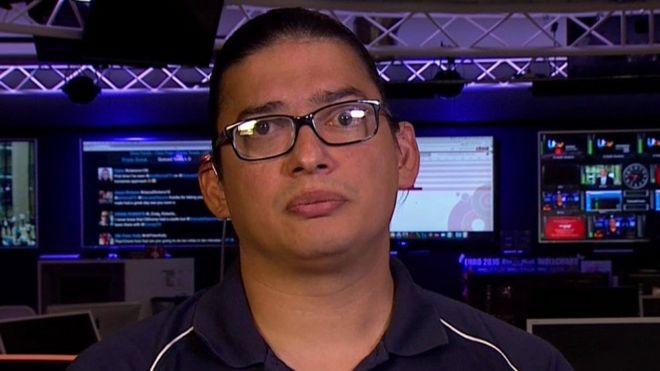 Juan Jasso entrevistado por Channel 4