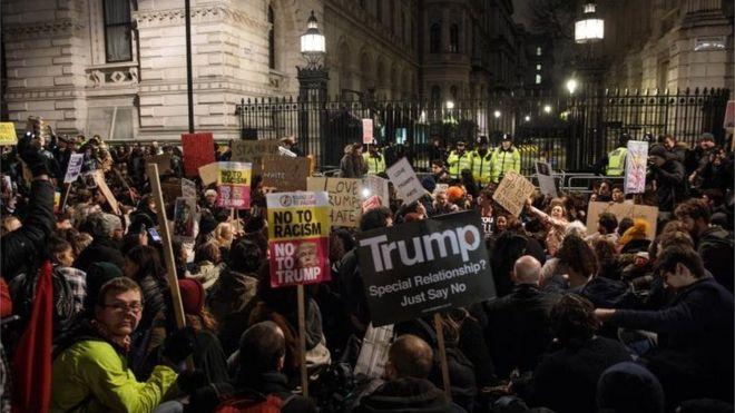 Мэр Лондона: Визит Трампа в Британию надо отменить – его дела жестоки и постыдны