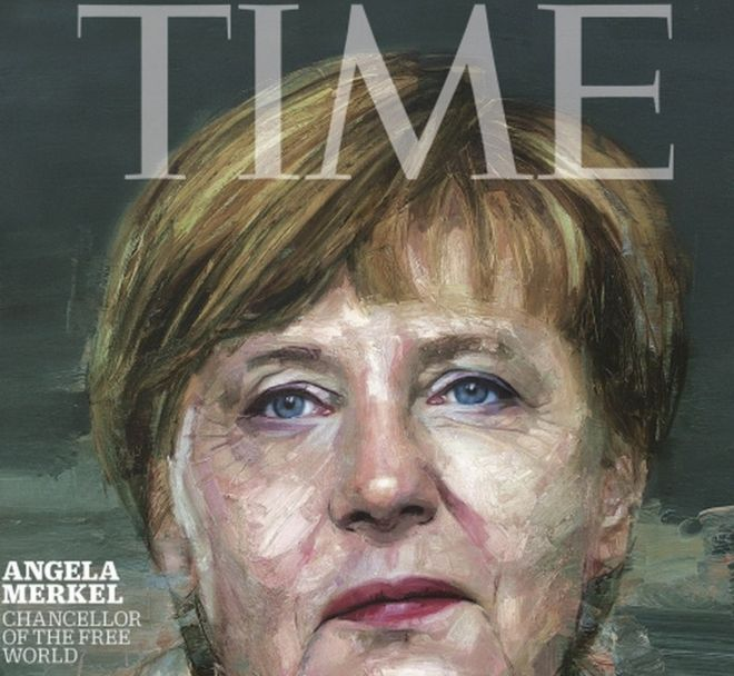 87120983 030500112 1 - Angela Merkal, German Chancellor, is Times ' Person of the Year'