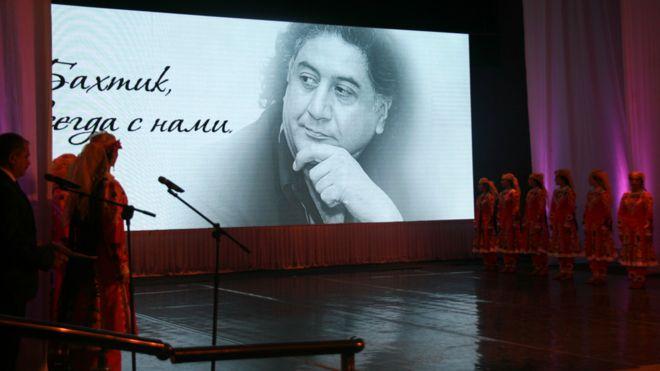بختیار خداینظرف، فیلمساز تاجیک که در سال ۲۰۱۵ در سن ۵۰ سالگی در اثر بیماری در آلمان درگذشت