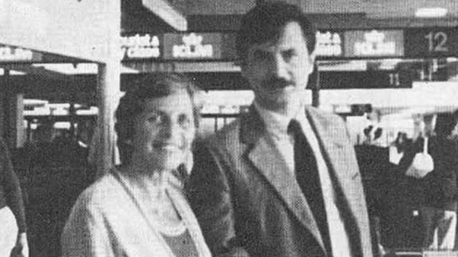 Johanna and Erwin van Haarlem