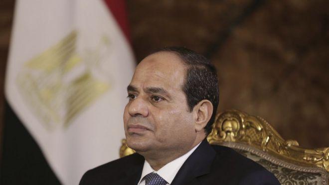 السيسي: مصر في حرب حقيقية وهناك مخطط ممول من دول وأجهزة لدعم الإرهاب