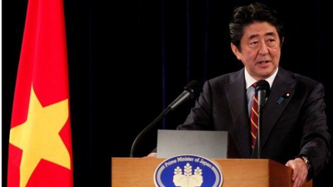 日本向越南供6艘巡逻船应对中国南海活动