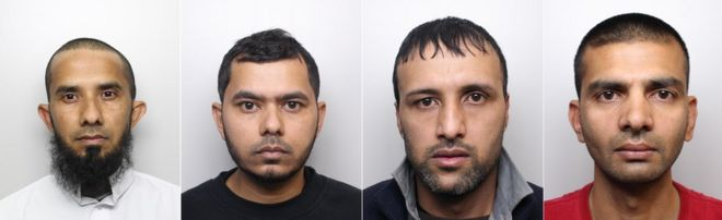 Ismail Haji, 39, along with his brother Imran, 36, and factory workers Ibrahim Kola, 36, and Mohammed Chothia, 37