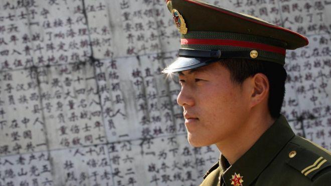 這場戰爭奪去兩國數以萬計年輕士兵的生命(攝於2007年2月22日)。但是中越邊界戰爭的研究至今在中越兩國一樣,從來沒有得到公開廣泛的討論。