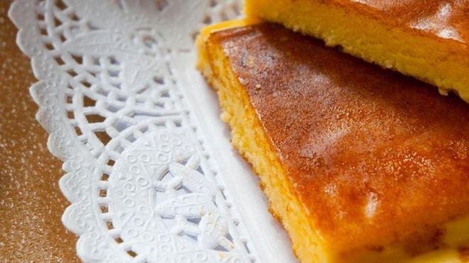 西班牙修女手工制作的糖果