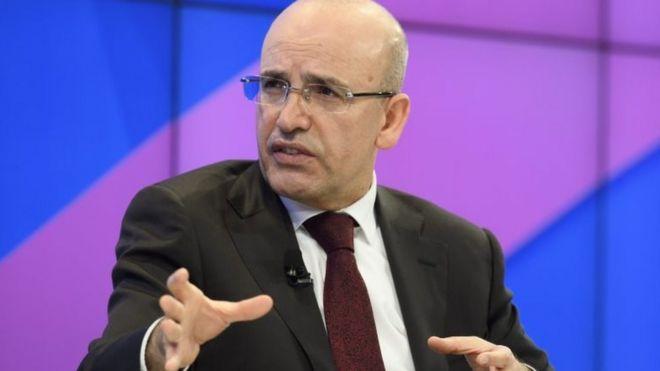 مهمت شیمشک، معاون نخست وزیر ترکیه