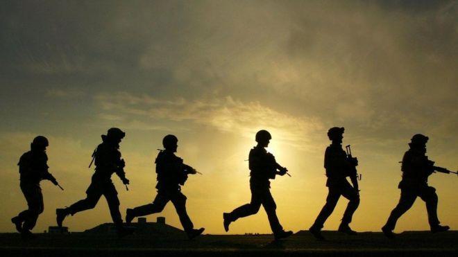 UK vets make face prosecution for war crimes