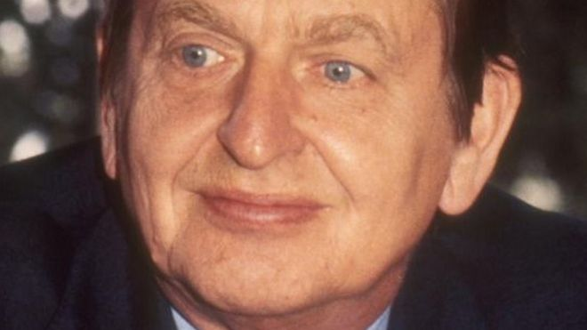 Olof Palme (file picture)