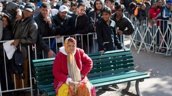 移民危机:到达德国寻求庇护者锐减